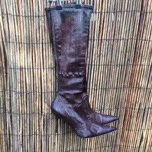 Absolutely Exquisite and Unique Pelle Moda Boots!